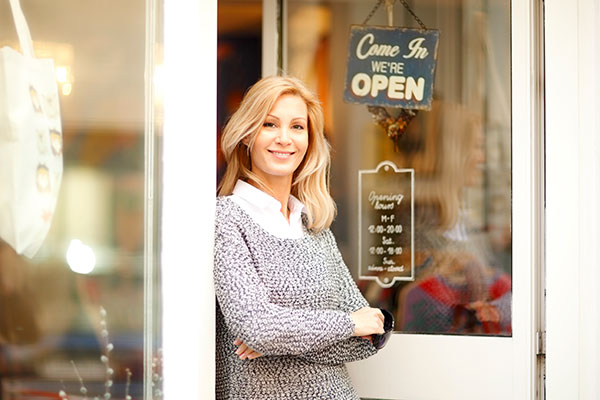 Going Big for Small Business